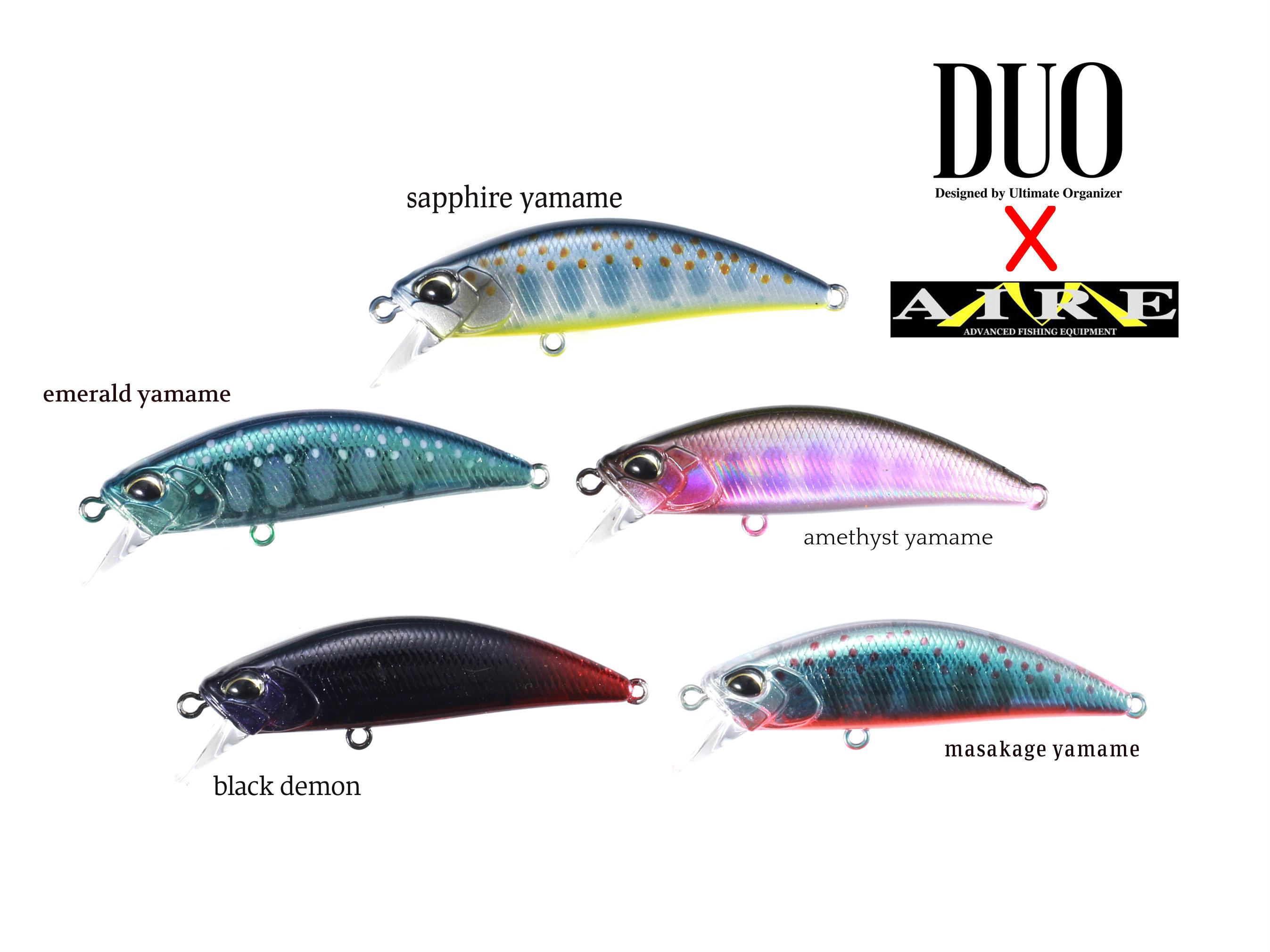 DUO Spearhead Ryuki 70 MDF 7cm 5,4g Fishing Lures Choice of Colors